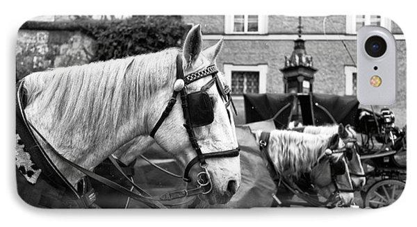 Horse Blinders  IPhone Case