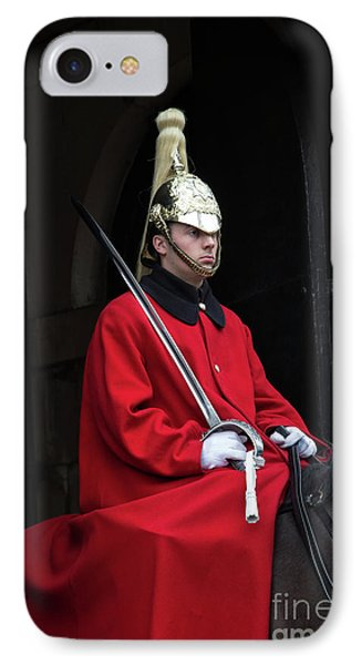 Horse Guard IPhone Case