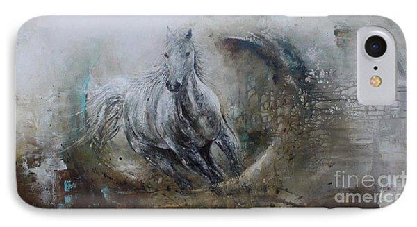 Horse I IPhone Case