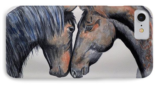 Horse Lovers IPhone Case