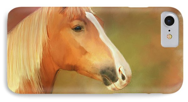 Horse Painting IPhone Case