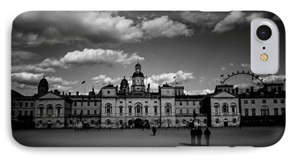 London iPhone 7 Case - #horseguards #london #thisislondon #uk by Ozan Goren