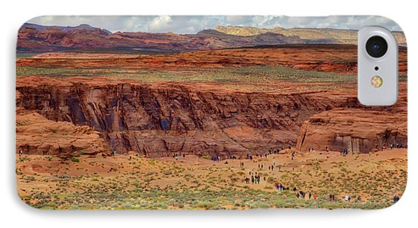 Horseshoe Bend Arizona #2 IPhone Case by Jennifer Rondinelli Reilly - Fine Art Photography