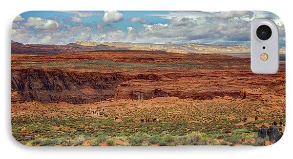 Horseshoe Bend  - Arizona IPhone Case by Jennifer Rondinelli Reilly - Fine Art Photography