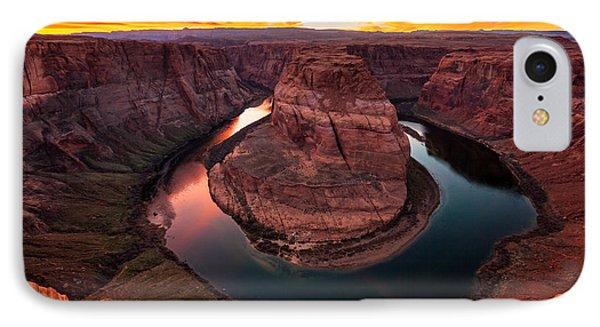 Horseshoe Bend, Colorado River, Page, Arizona  IPhone Case