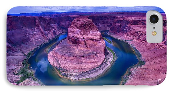 Horseshoe Bend Grand Canyon Arizona IPhone Case by Garry Gay