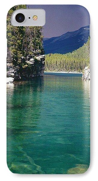 Horseshoe Lake Phone Case by Shirley Sirois