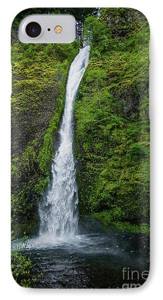 Horsetail Falls Phone Case by Jon Burch Photography