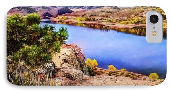 Horsetooth Dreams IPhone Case by Jon Burch Photography