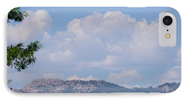 Horsetooth  Mountain IPhone Case