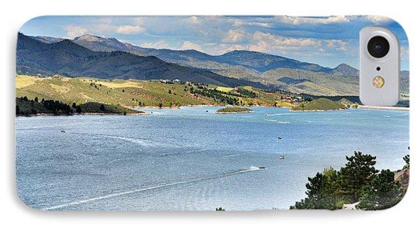 Horsetooth Reservoir IPhone Case by Paulina Roybal