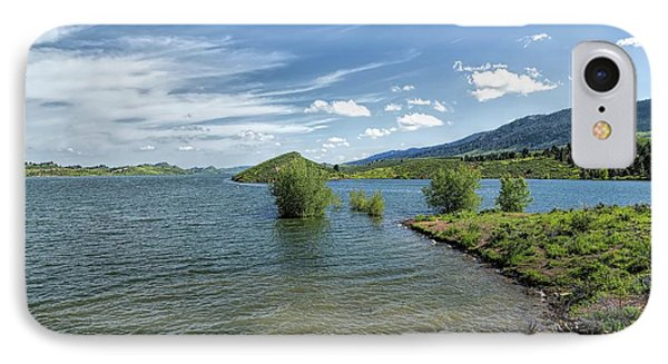 Horsetooth Spring IPhone Case by Jon Burch Photography