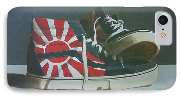 Hosoi Vans Phone Case by John Holdway