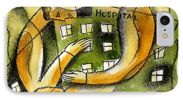 Hospital IPhone Case