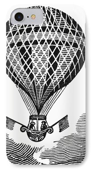 Hot Air Balloon Phone Case by Granger