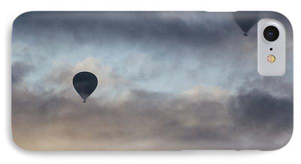 Hot Air Balloons IPhone Case by Joana Kruse
