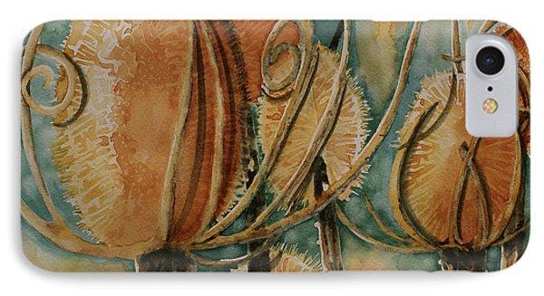 Hot Desert Sun Phone Case by Cynthia Powell