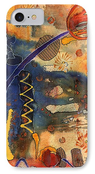 Hot Fun Out West In Arizona IPhone Case by Angela L Walker
