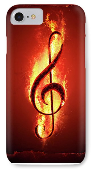 Hot Music IPhone Case