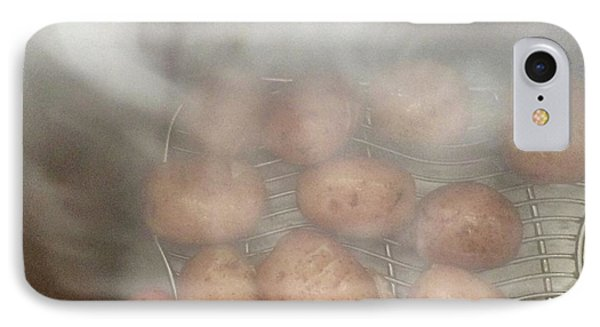 Hot Potato IPhone Case by Kim Nelson