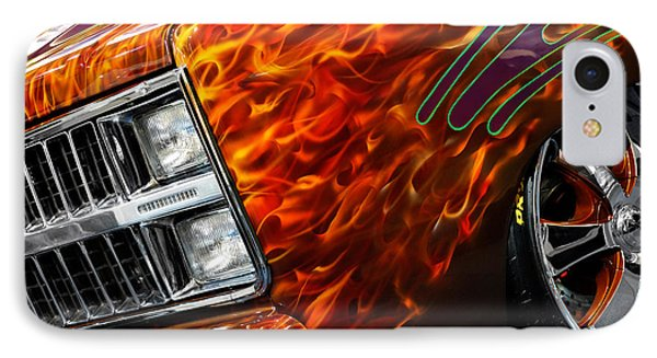 Hot Rod Chevrolet Scotsdale 1978 Phone Case by Oleksiy Maksymenko