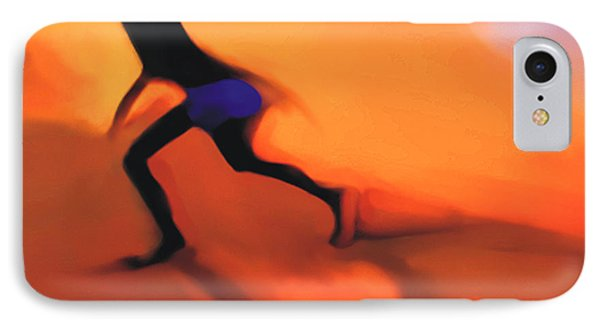 Hot Sands IPhone Case by Bob Salo