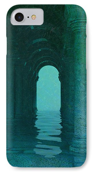 Hot Springs Thebes  IPhone Case by Quim Abella