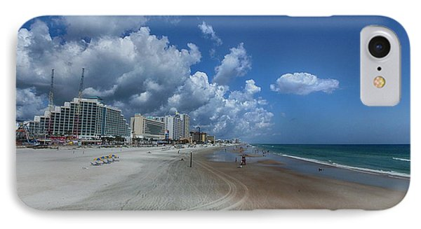 Hot Times In The Summertime Phone Case by Judy Hall-Folde