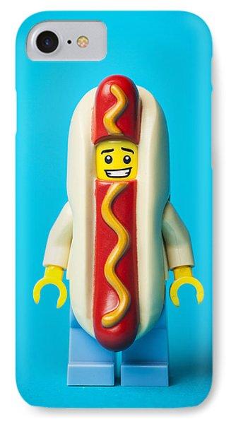 Hotdog Dude IPhone Case