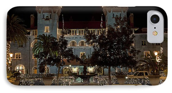 Hotel Alcazar Phone Case by Kenneth Albin