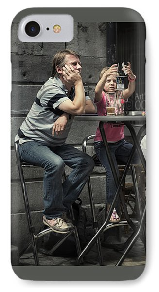 House Of Cards IPhone Case by Michel Verhoef