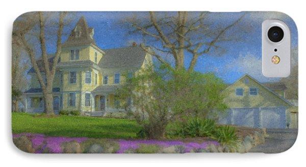 House On Elm St., Easton, Ma IPhone Case