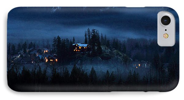 House On Haunted Hill Pemberton Phone Case by Pierre Leclerc Photography