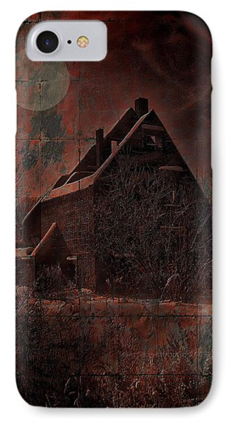 House With A Story To Tell Phone Case by Mimulux patricia no No
