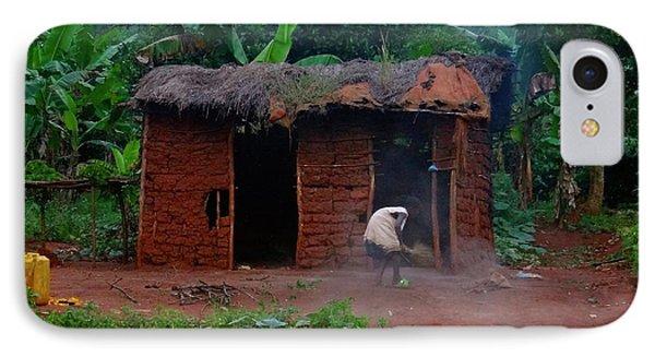 Housecleaning Africa Style IPhone Case by Exploramum Exploramum