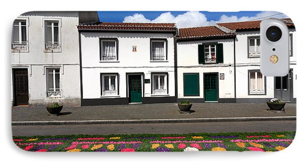 Houses In The Azores Phone Case by Gaspar Avila