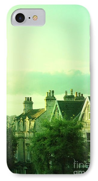 IPhone Case featuring the photograph Houses by Jill Battaglia