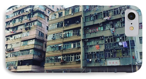 Houses Of Kowloon IPhone 7 Case