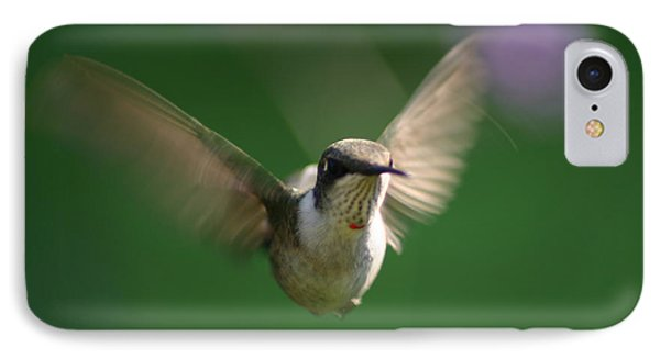 Hovering Hummingbird Phone Case by Robert E Alter Reflections of Infinity