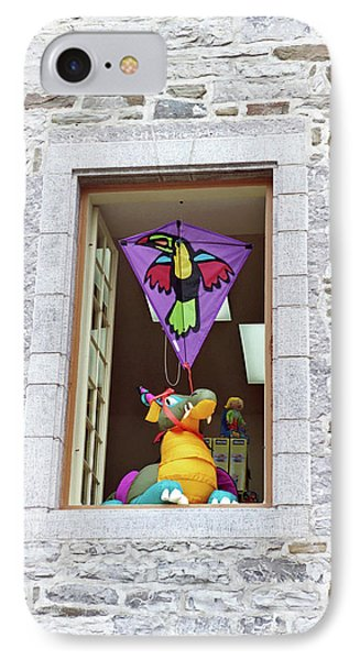 IPhone Case featuring the photograph How Much Is That Dragon In The Window by John Schneider
