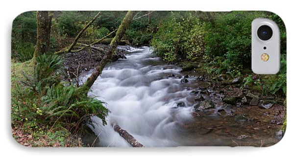 IPhone Case featuring the photograph How The River Flows by Jeff Swan