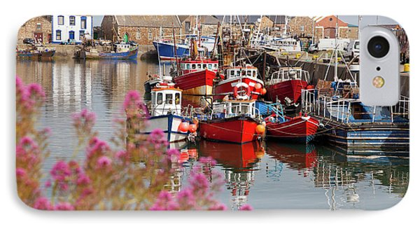 Howth Harbour Phone Case by Gabriela Insuratelu