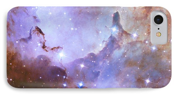 IPhone Case featuring the photograph Hubble Space Telescope Celebrates 25 Years Of Unveiling The Universe by Nasa