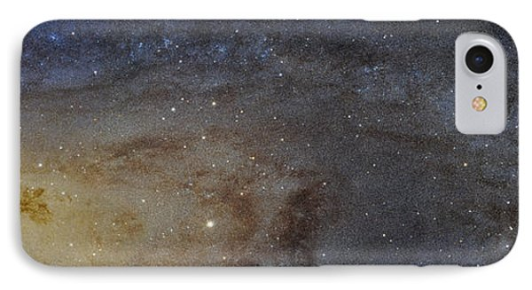 IPhone 7 Case featuring the photograph Hubble's High-definition Panoramic View Of The Andromeda Galaxy by Adam Romanowicz