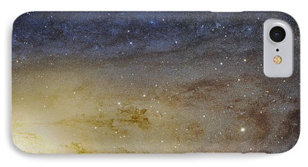 Hubble's High-definition Panoramic View Of The Andromeda Galaxy IPhone Case by Adam Romanowicz