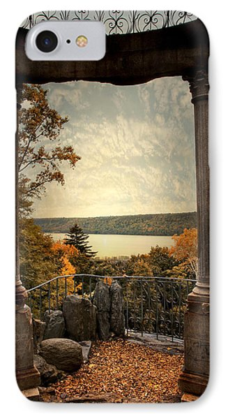 Hudson River Overlook IPhone Case by Jessica Jenney