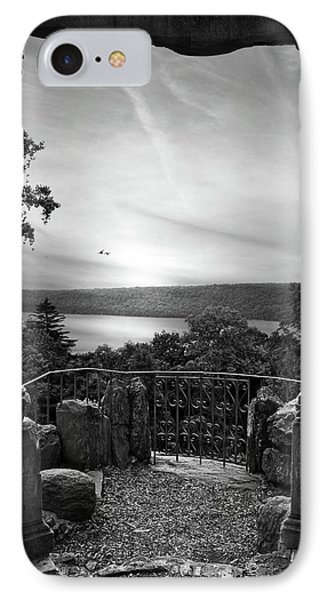 Hudson River Views IPhone Case by Jessica Jenney