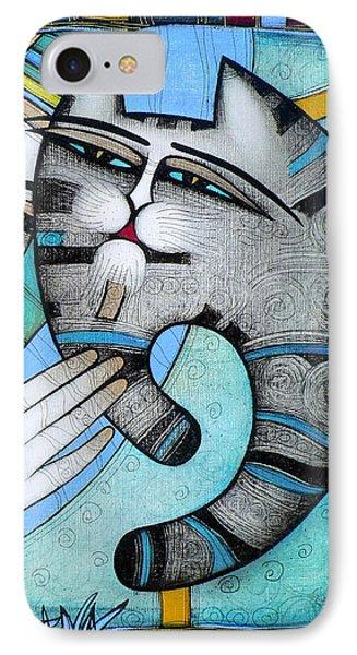 hug Phone Case by Albena Vatcheva