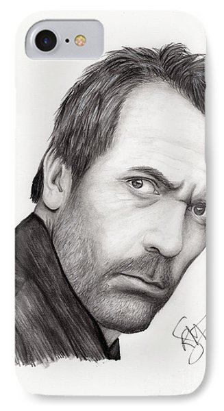 Hugh Laurie IPhone Case