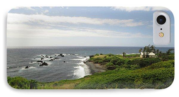 Huialoha Church, Kaupo, Maui IPhone Case by Feva Fotos